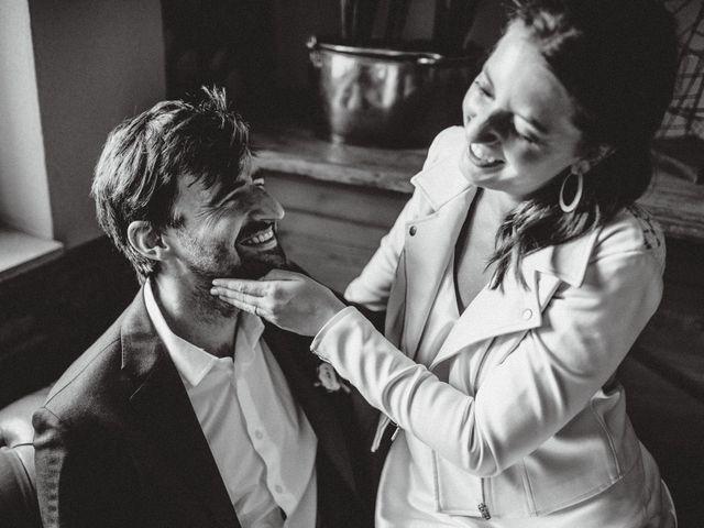 La boda de Tommy y Agelica en Pontos, Girona 39