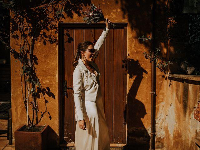 La boda de Tommy y Agelica en Pontos, Girona 40