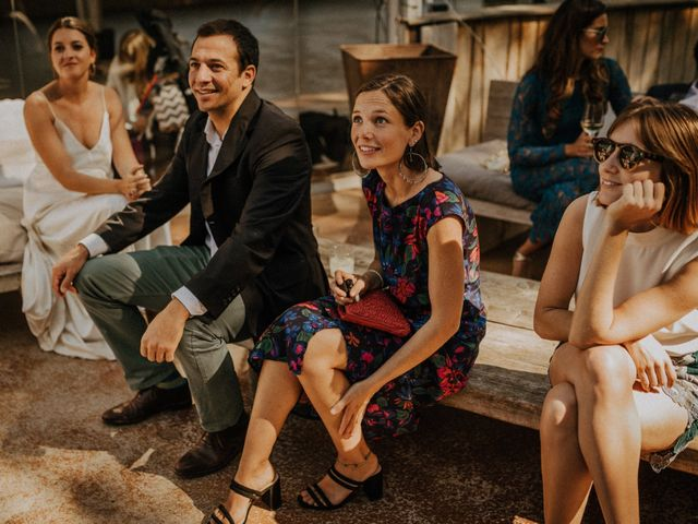 La boda de Tommy y Agelica en Pontos, Girona 45