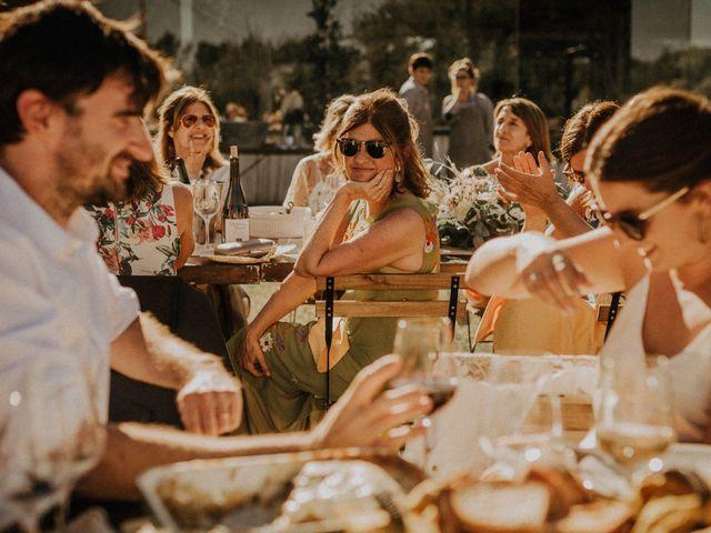 La boda de Tommy y Agelica en Pontos, Girona 49