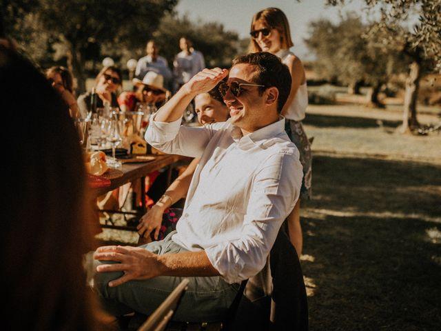 La boda de Tommy y Agelica en Pontos, Girona 51
