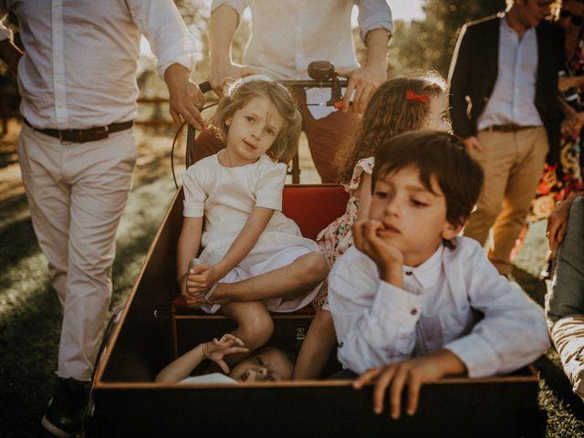La boda de Tommy y Agelica en Pontos, Girona 60
