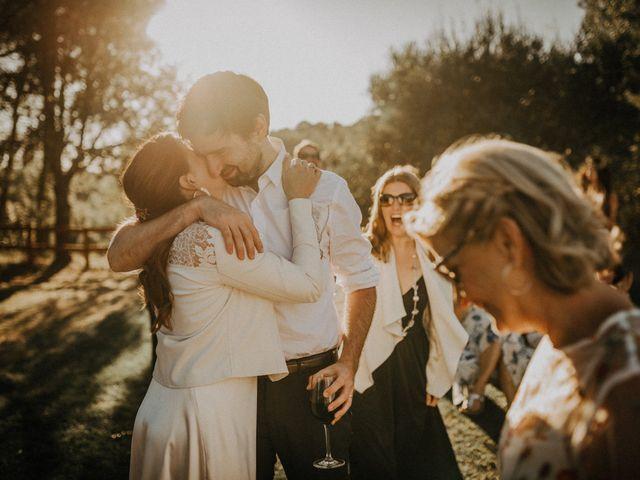 La boda de Tommy y Agelica en Pontos, Girona 62