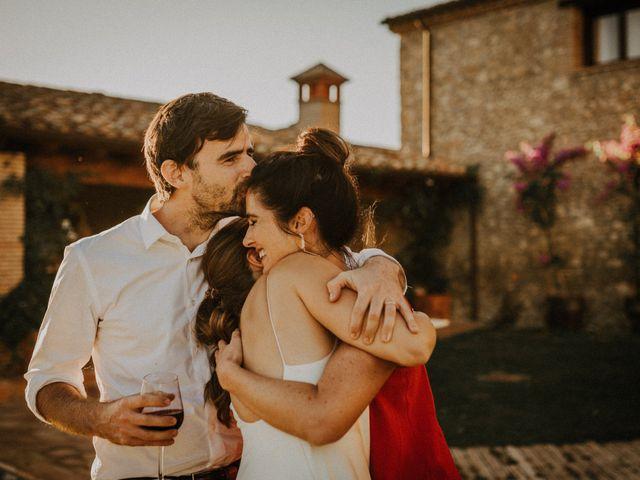 La boda de Tommy y Agelica en Pontos, Girona 63