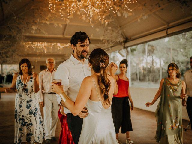 La boda de Tommy y Agelica en Pontos, Girona 69