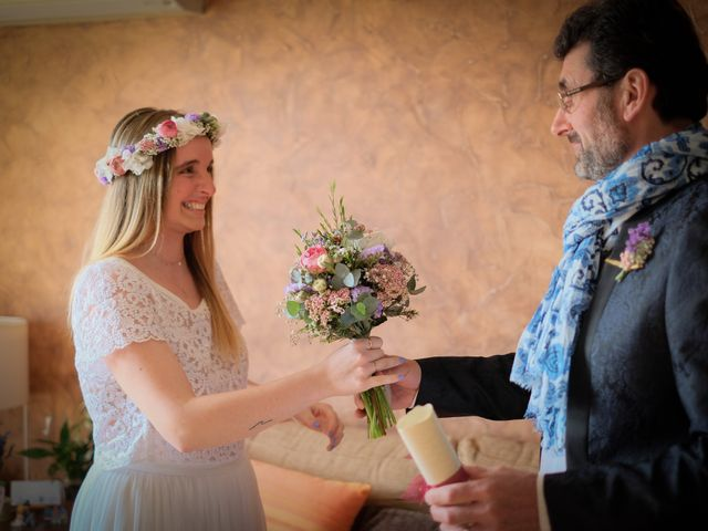 La boda de Sergi y Aina en Arenys De Mar, Barcelona 5