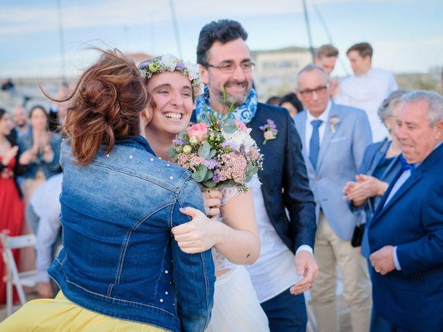 La boda de Sergi y Aina en Arenys De Mar, Barcelona 11