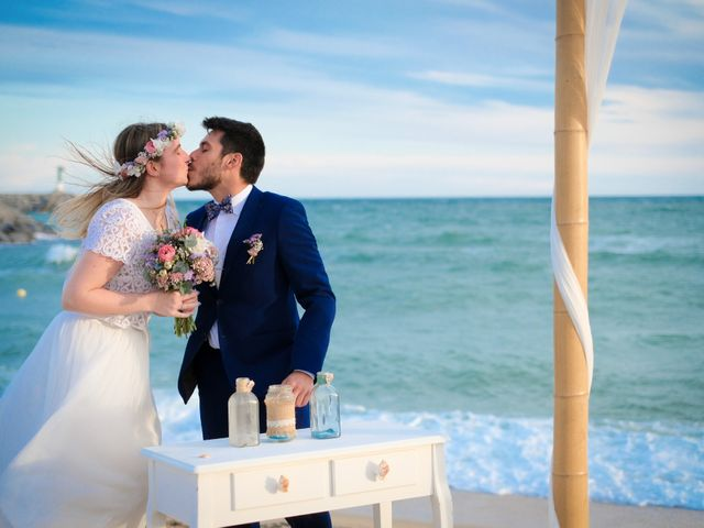 La boda de Sergi y Aina en Arenys De Mar, Barcelona 12