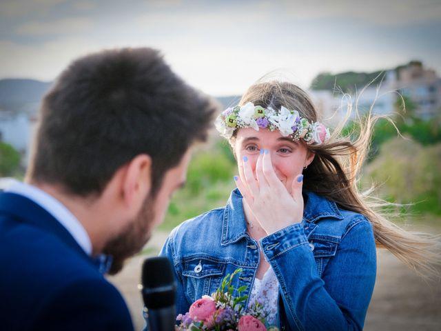 La boda de Sergi y Aina en Arenys De Mar, Barcelona 13