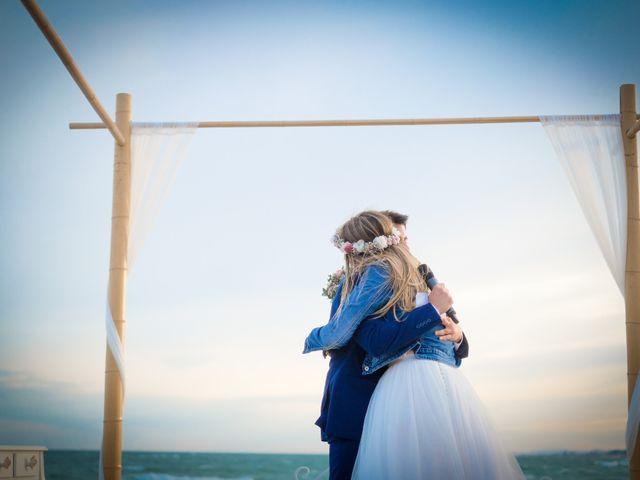 La boda de Sergi y Aina en Arenys De Mar, Barcelona 14