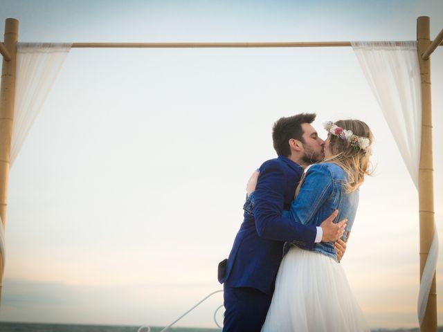La boda de Sergi y Aina en Arenys De Mar, Barcelona 16
