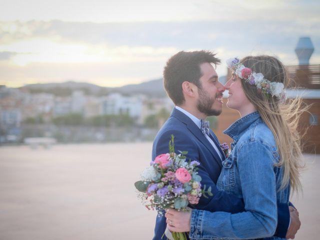 La boda de Sergi y Aina en Arenys De Mar, Barcelona 19