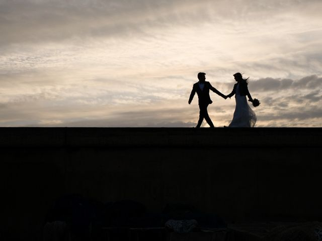 La boda de Sergi y Aina en Arenys De Mar, Barcelona 20