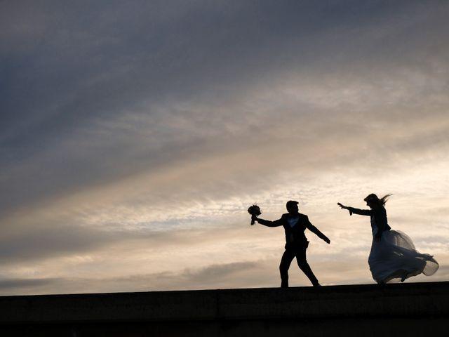 La boda de Sergi y Aina en Arenys De Mar, Barcelona 21