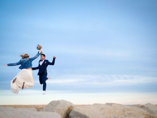 La boda de Sergi y Aina en Arenys De Mar, Barcelona 22