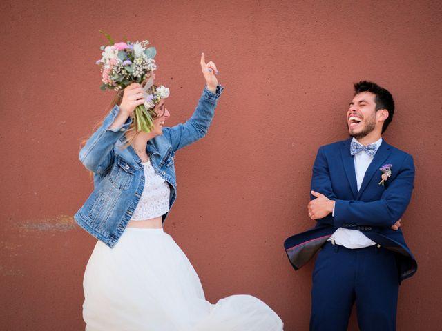 La boda de Sergi y Aina en Arenys De Mar, Barcelona 26