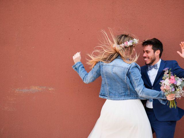 La boda de Sergi y Aina en Arenys De Mar, Barcelona 27