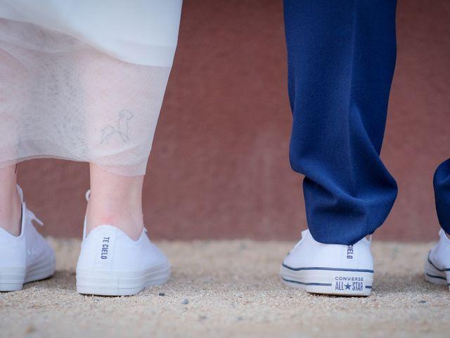 La boda de Sergi y Aina en Arenys De Mar, Barcelona 28