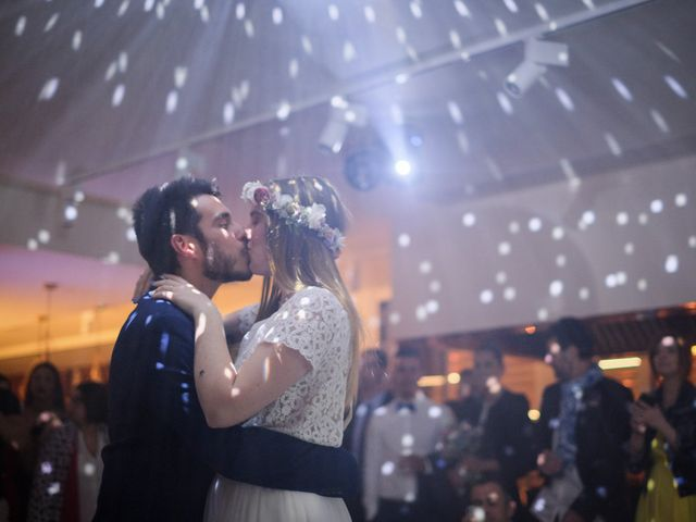 La boda de Sergi y Aina en Arenys De Mar, Barcelona 30
