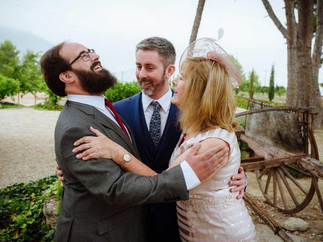 La boda de Shane y Neus en Xàtiva, Valencia 13