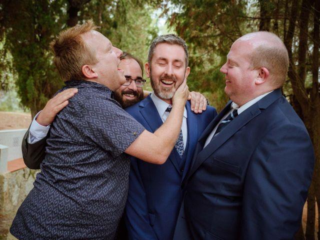 La boda de Shane y Neus en Xàtiva, Valencia 14