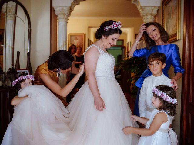 La boda de Shane y Neus en Xàtiva, Valencia 27