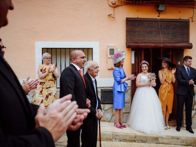 La boda de Shane y Neus en Xàtiva, Valencia 29