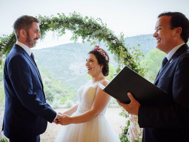La boda de Shane y Neus en Xàtiva, Valencia 43