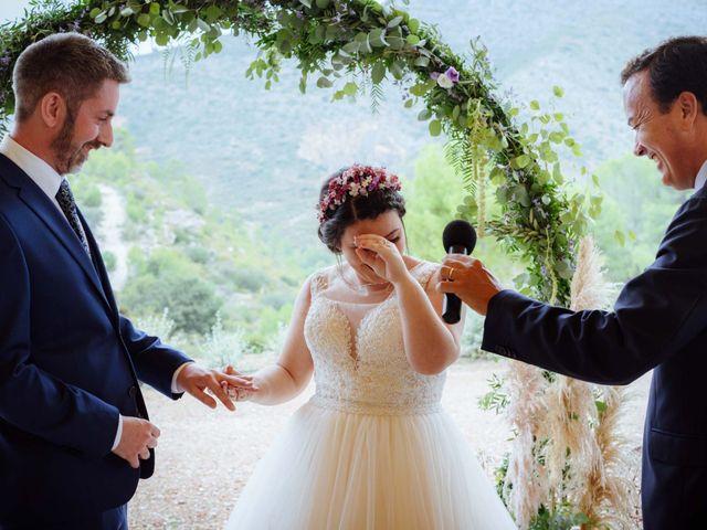 La boda de Shane y Neus en Xàtiva, Valencia 44