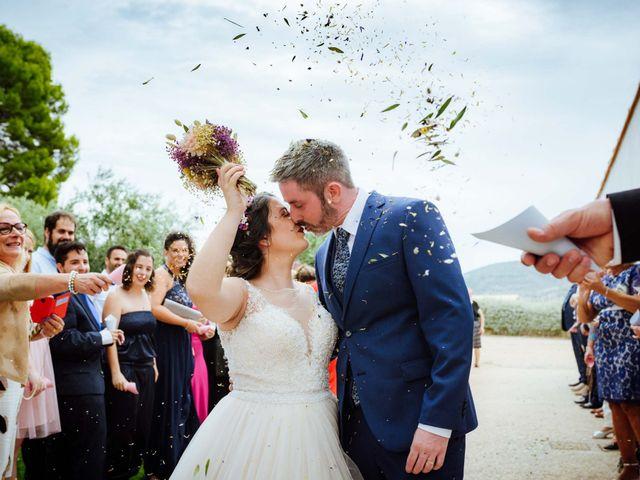 La boda de Shane y Neus en Xàtiva, Valencia 1