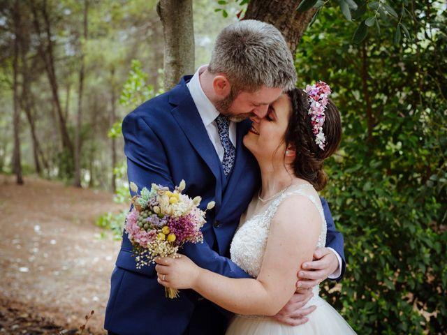 La boda de Shane y Neus en Xàtiva, Valencia 51