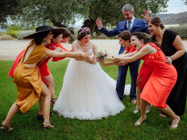 La boda de Shane y Neus en Xàtiva, Valencia 2