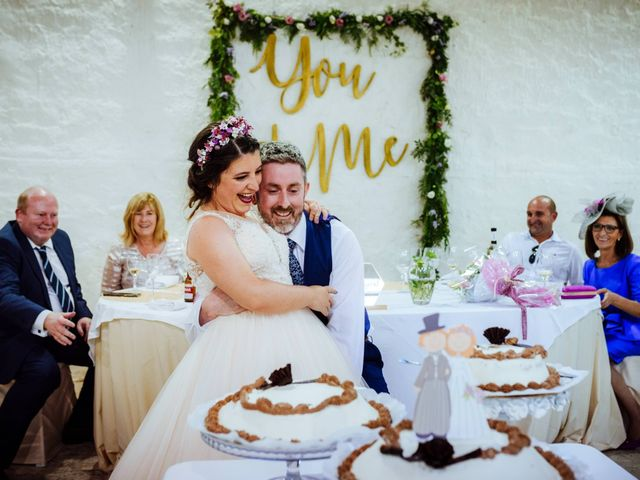 La boda de Shane y Neus en Xàtiva, Valencia 55