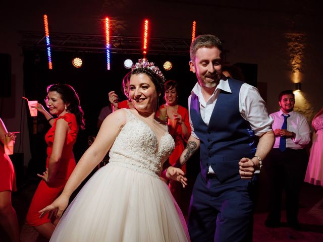 La boda de Shane y Neus en Xàtiva, Valencia 69