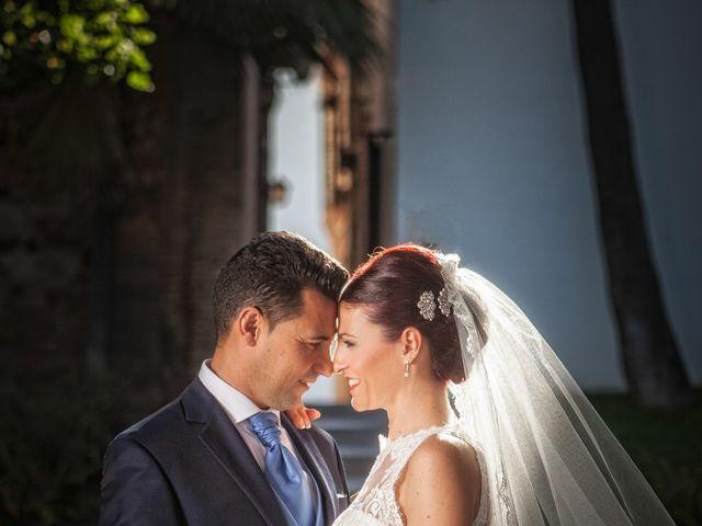 La boda de Basilio y Mari Carmen en Alhaurin De La Torre, Málaga 14