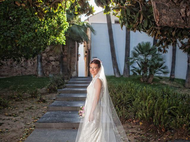 La boda de Basilio y Mari Carmen en Alhaurin De La Torre, Málaga 15