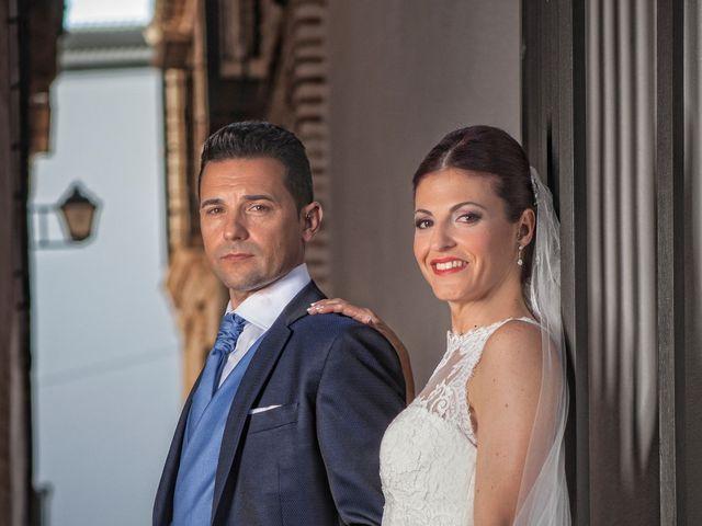 La boda de Basilio y Mari Carmen en Alhaurin De La Torre, Málaga 17