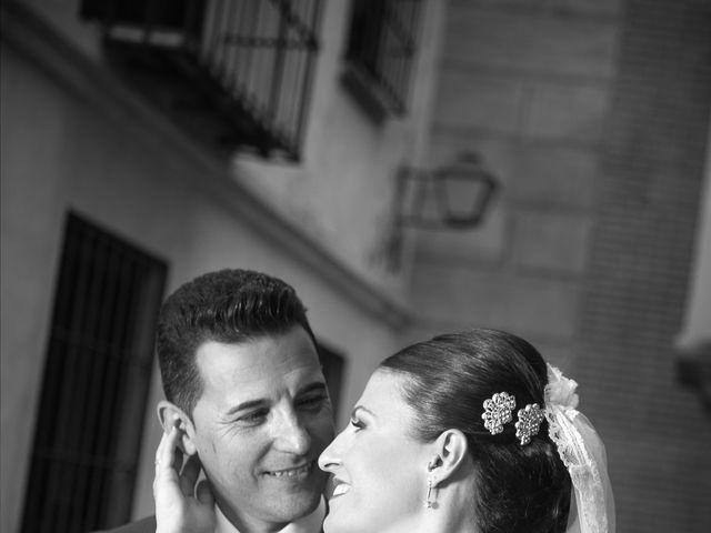 La boda de Basilio y Mari Carmen en Alhaurin De La Torre, Málaga 18