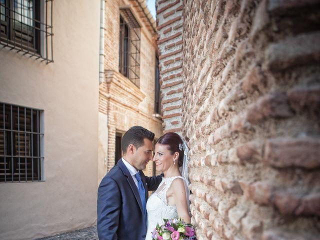 La boda de Basilio y Mari Carmen en Alhaurin De La Torre, Málaga 19
