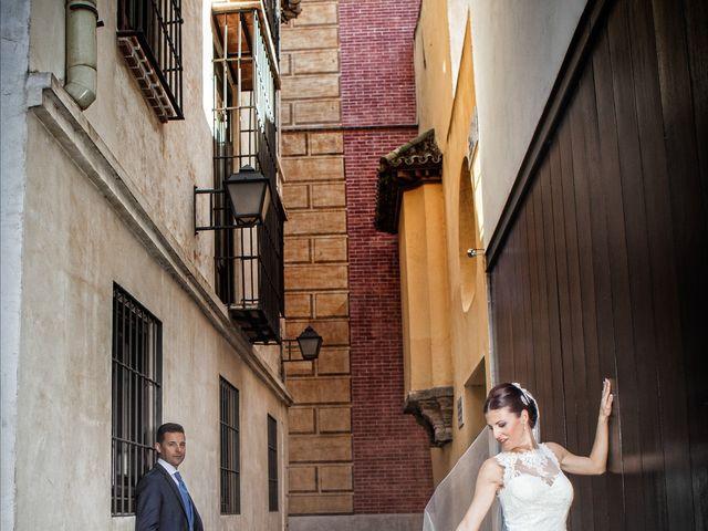 La boda de Basilio y Mari Carmen en Alhaurin De La Torre, Málaga 20