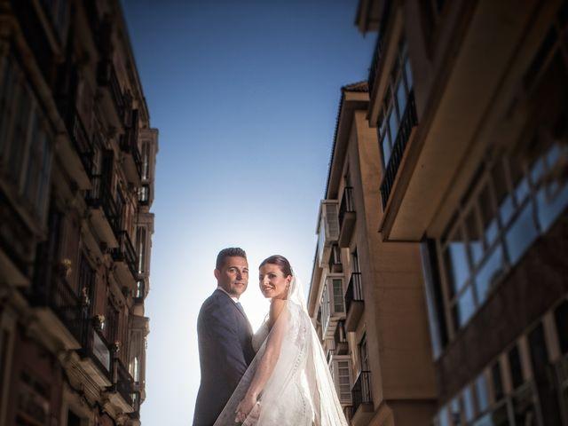 La boda de Basilio y Mari Carmen en Alhaurin De La Torre, Málaga 21