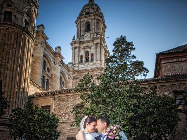 La boda de Basilio y Mari Carmen en Alhaurin De La Torre, Málaga 23