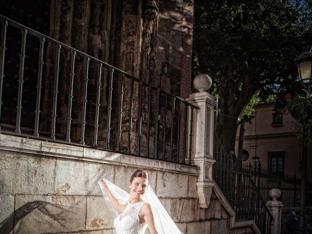 La boda de Basilio y Mari Carmen en Alhaurin De La Torre, Málaga 25