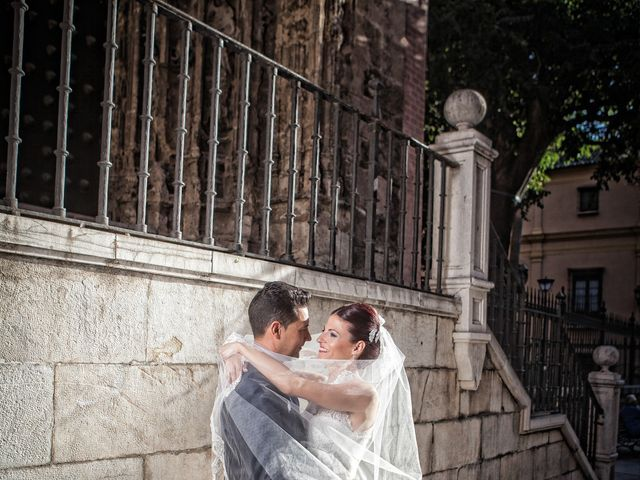 La boda de Basilio y Mari Carmen en Alhaurin De La Torre, Málaga 27