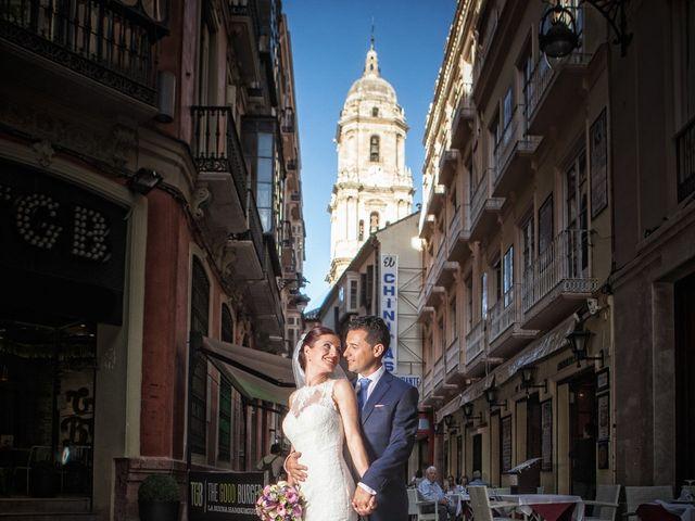 La boda de Basilio y Mari Carmen en Alhaurin De La Torre, Málaga 28
