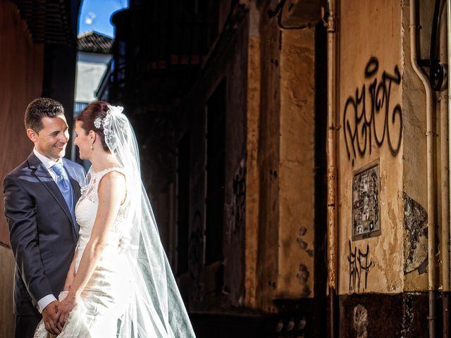 La boda de Basilio y Mari Carmen en Alhaurin De La Torre, Málaga 29