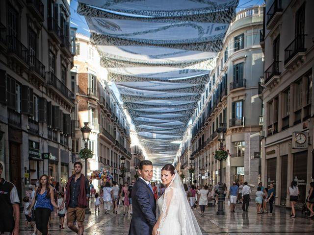 La boda de Basilio y Mari Carmen en Alhaurin De La Torre, Málaga 30