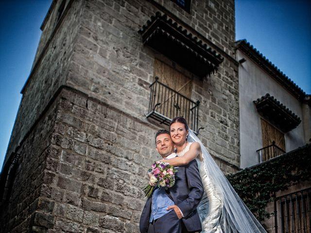 La boda de Basilio y Mari Carmen en Alhaurin De La Torre, Málaga 31