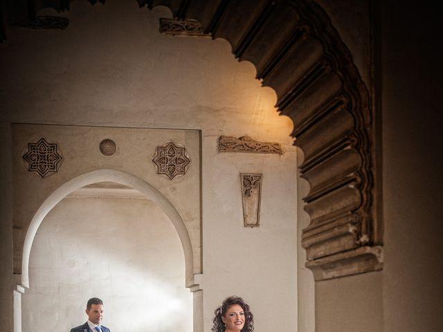 La boda de Basilio y Mari Carmen en Alhaurin De La Torre, Málaga 33