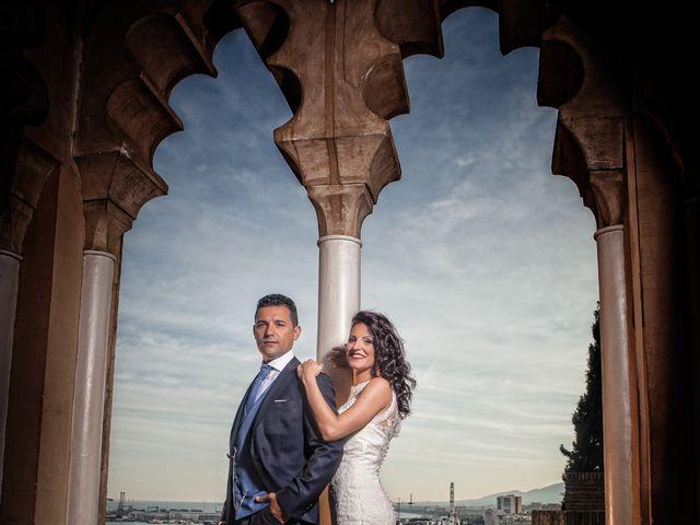 La boda de Basilio y Mari Carmen en Alhaurin De La Torre, Málaga 40
